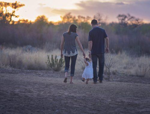 ¿Qué pasa con los niños durante un proceso de divorcio?